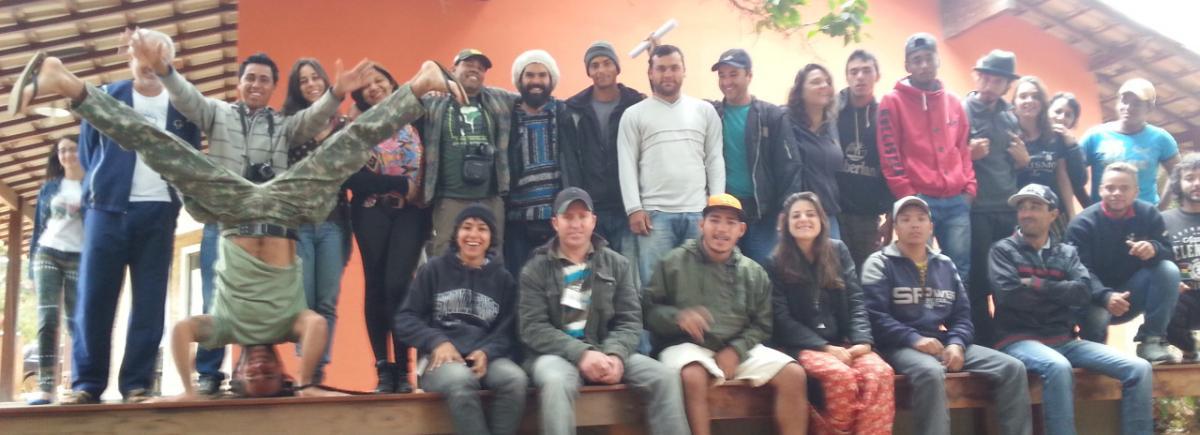 Programa de Fortalecimento e consolidação do grupo de Condutores Ambientais da Lapinha da Serra e Região