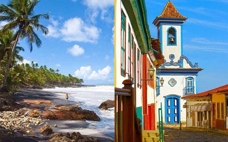 9 destinos no Brasil perfeitos para viajar na baixa temporada