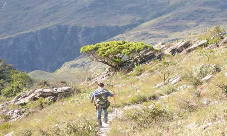 Serra do Cipó terá nova travessia com roteiro de 40 quilômetros
