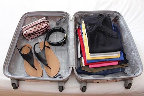 7 dicas práticas para você arrumar sua mala de viagem