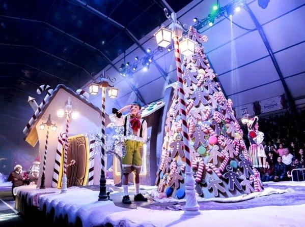 Natal Luz atrai milhares de turistas a Gramado