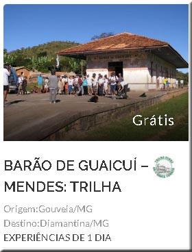 Travessia:  Barão de Guaicuí a Mendes